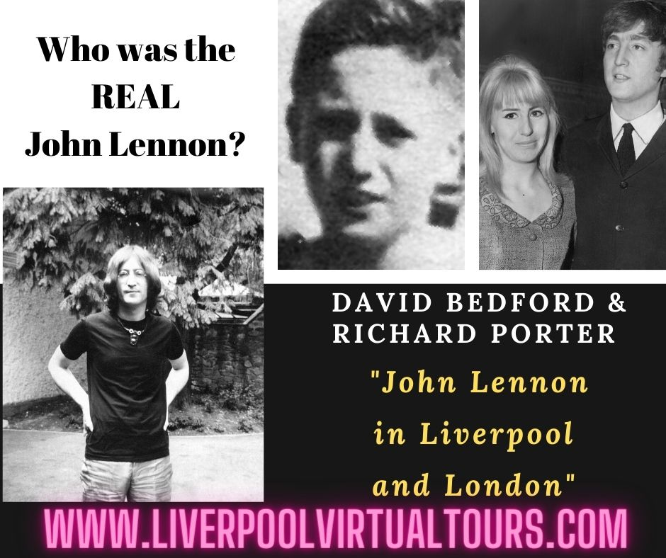 Lennon in Liverpool and London