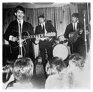 The Beatles at the Majestic Ballroom